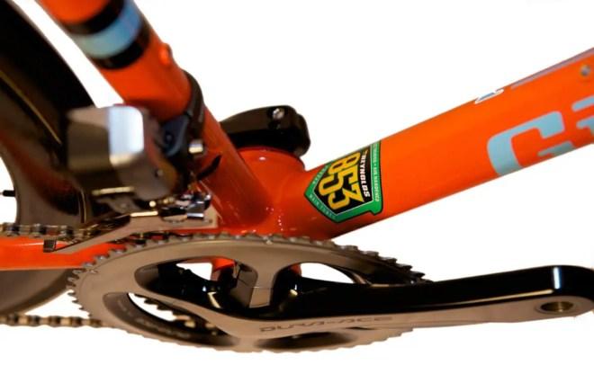 Greg LeMond Washoe - Reynolds 853