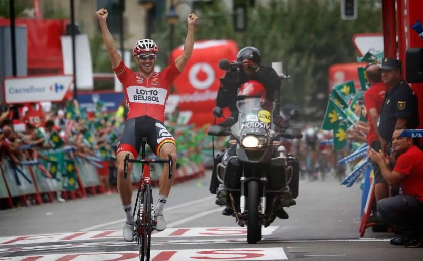 Adam Hansen Completes 16th Consecutive Grand Tour