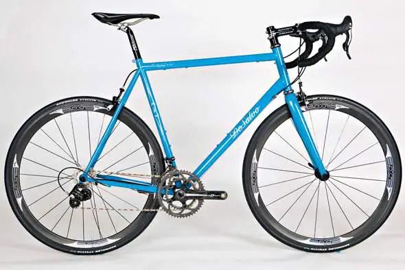 De Salvo Steel Road Bike
