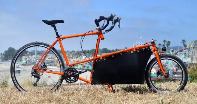 Frances Cycles Smallhaul