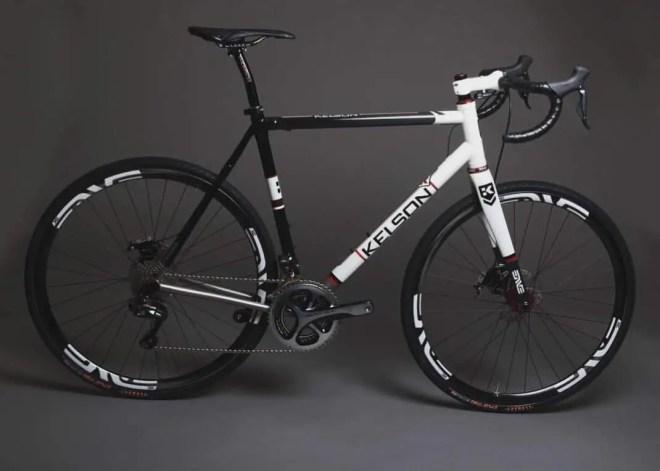 Kelson Custom Ti/Carbon RAD