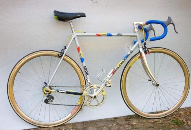 Look KG56 Génération 4 Composite Road Bike 1990