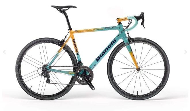 Bianchi Specialissima 2018 Pantani Edition
