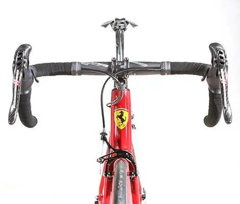 Bianchi-Ferrari SF01 (Front)