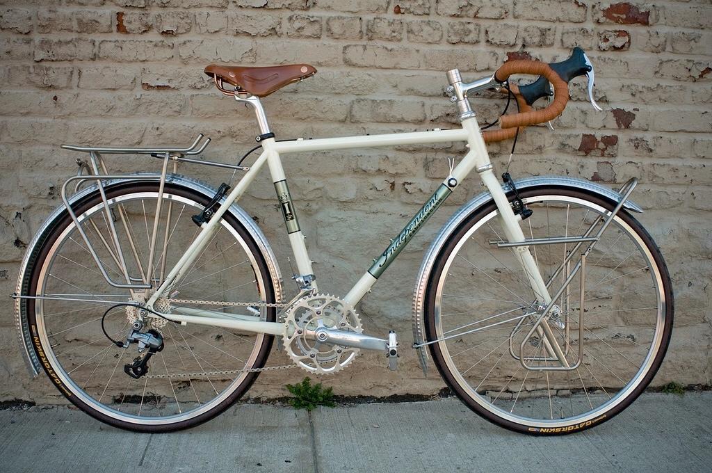 Bicycle frame – Kite*Surf*Bike*Rambling
