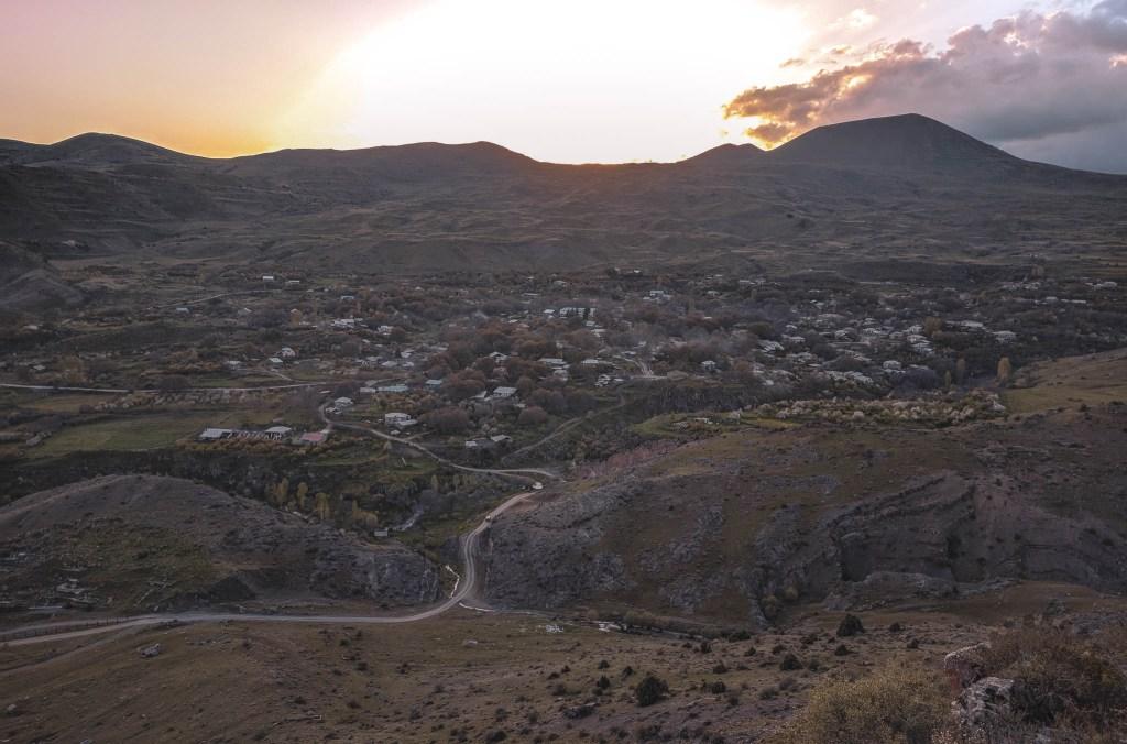 Yeghegis–Herher–Arpa Gorge Loop (82km)