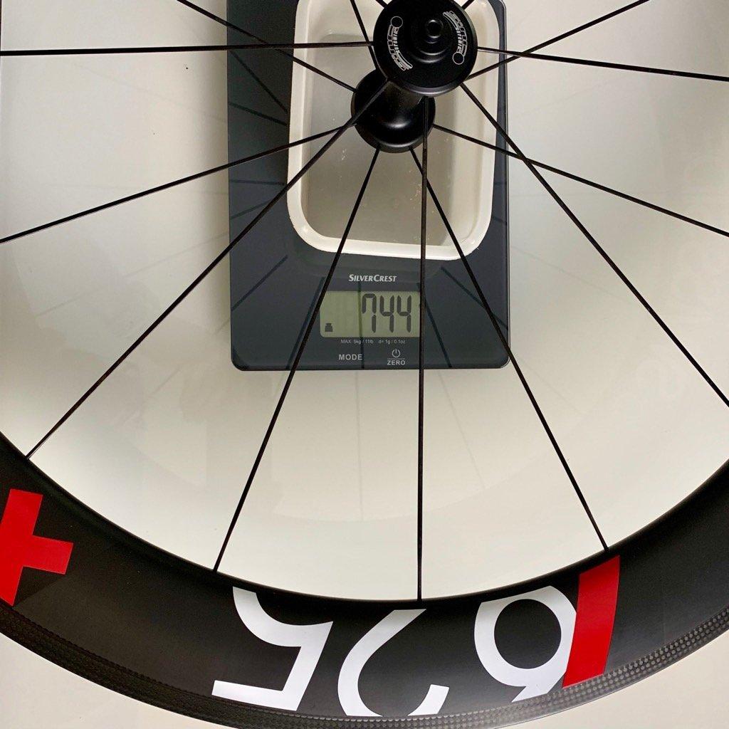 Swissside 625 Ultimate Gewicht weight