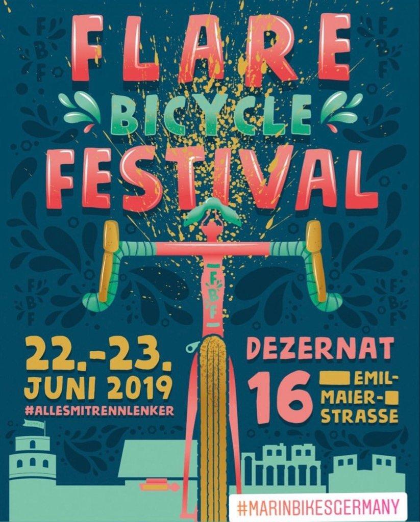 Flare Bicyclie Festival