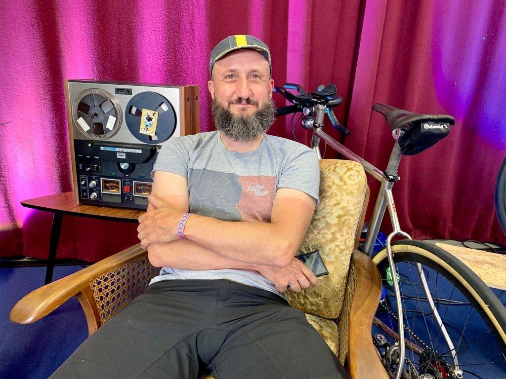 Mathias Scherer Mawis Flare Bicycle Festival