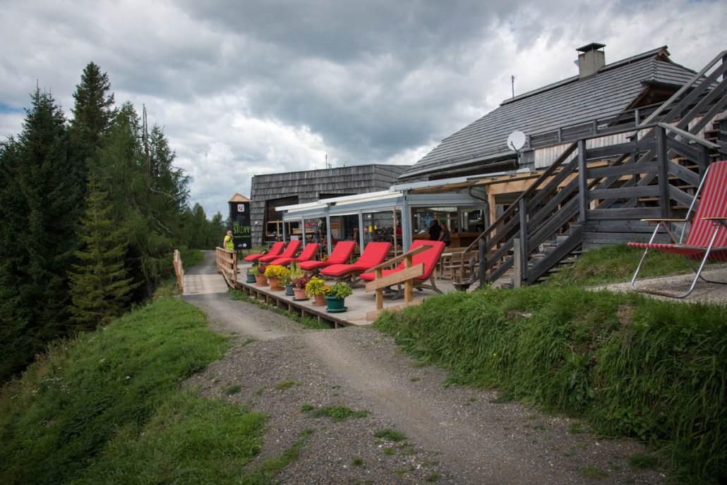 Maibrunnhütte Flowtrail