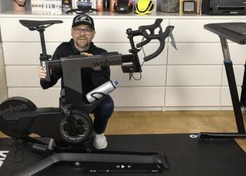Wahoo KICKR Bike Test