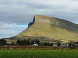 Benbulben, co. Sligo