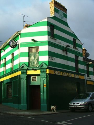 Celtic Bar Derry