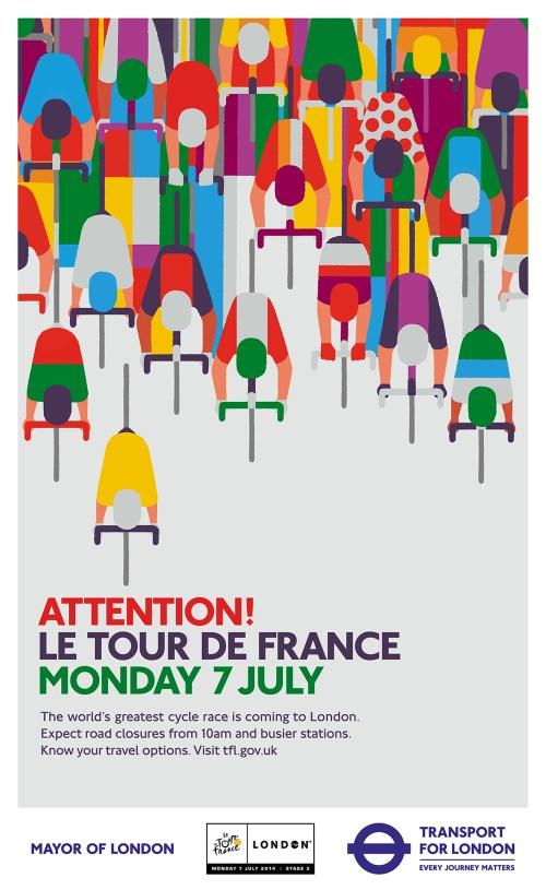 TfL Tour De France 2