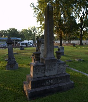 Ezekiel Ezra Smith--the person for whom my high school [E.E. Smith] is named
