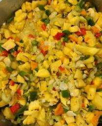 Pineapple added