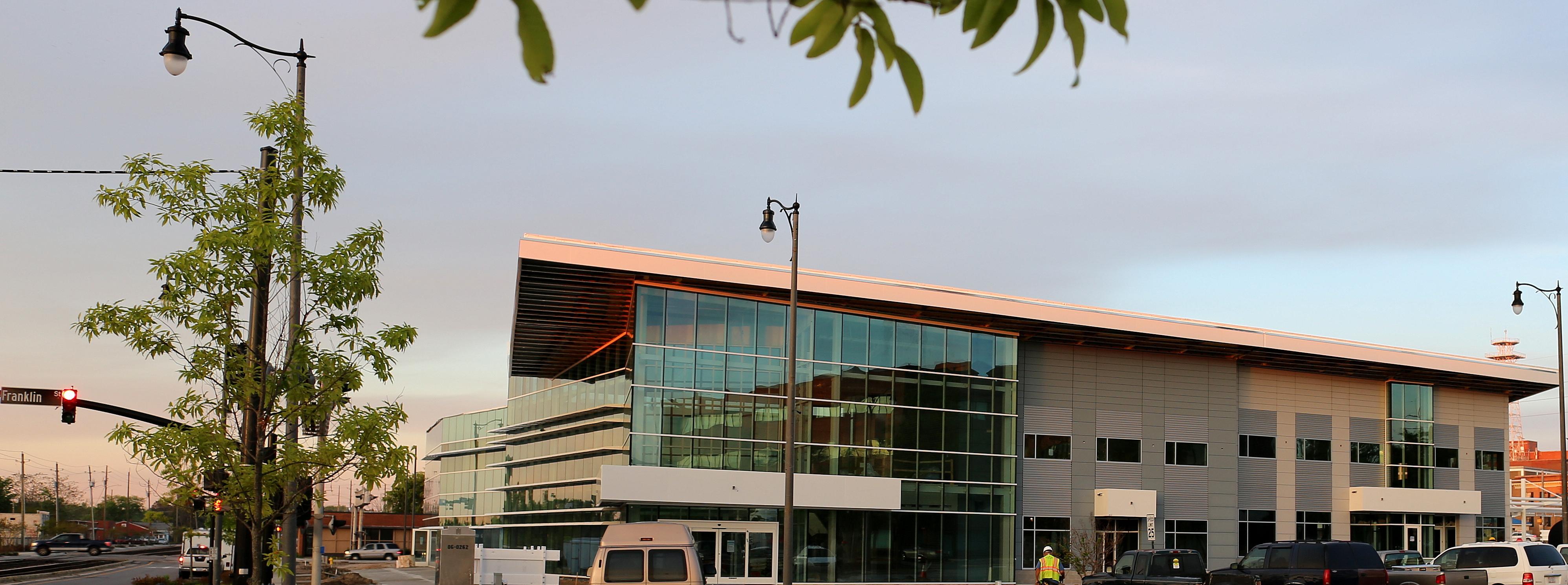 Place ~ Fayetteville, NC–Transportation Hub, 04/11