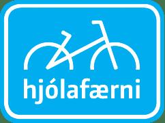 Hjolafærni Logo