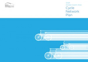 GDA Cycle Network plan cover