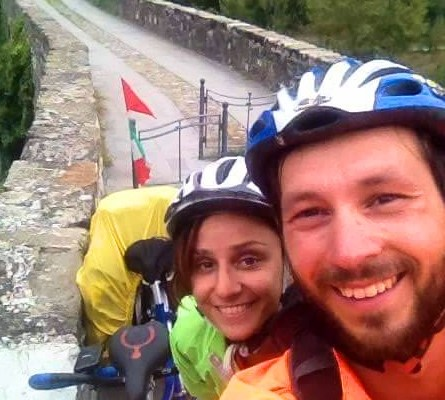 In tandem con Diego e Cassandra sulle strade della Sardegna e della Corsica
