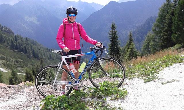Passo Manghen in bicicletta: la salita da Molina di Fiemme