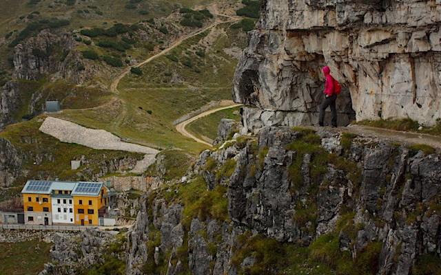 Trekking sulla strada delle 52 gallerie del Pasubio