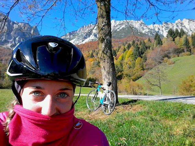 Rifugio Battisti in bicicletta: la salita da Recoaro Terme