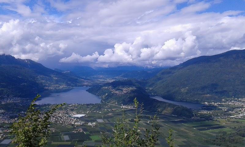 Strada del Menador in bici: caratteristiche e traccia gps di una delle strade più panoramiche del Trentino