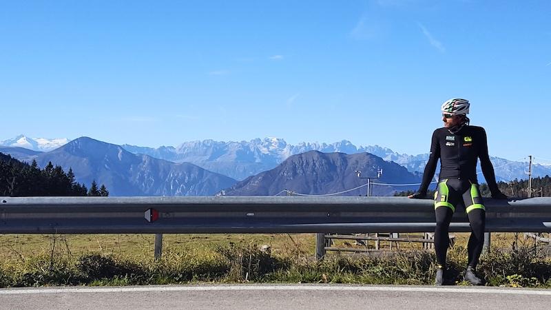 Passo Vezzena: in bicicletta nel cuore dell'altopiano di Asiago