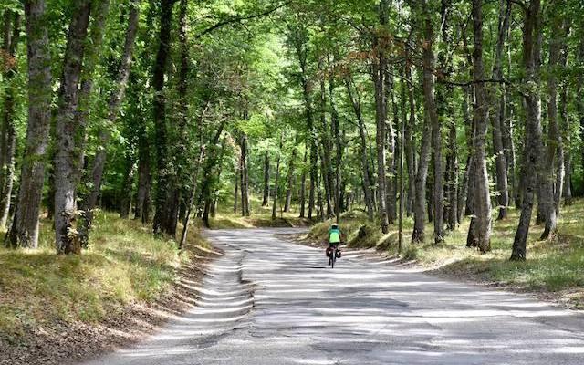 Il viaggio di Monica: la via Francigena in bicicletta