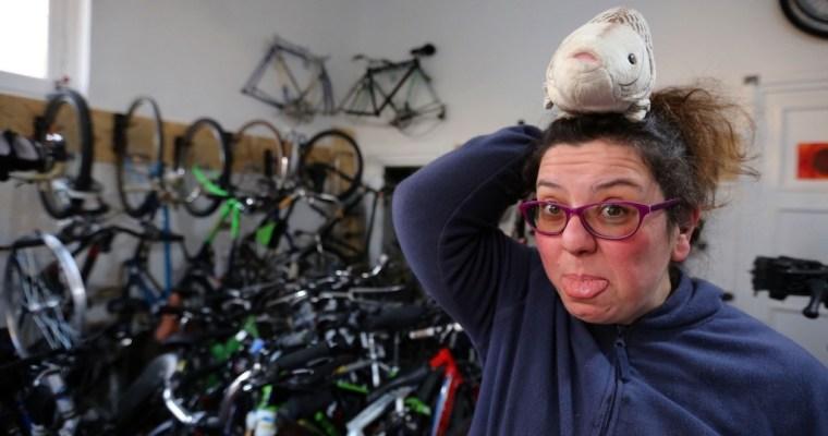 Storia e progetti di Adriana Anselmo, La Ciclista Ignorante: conosciamola insieme