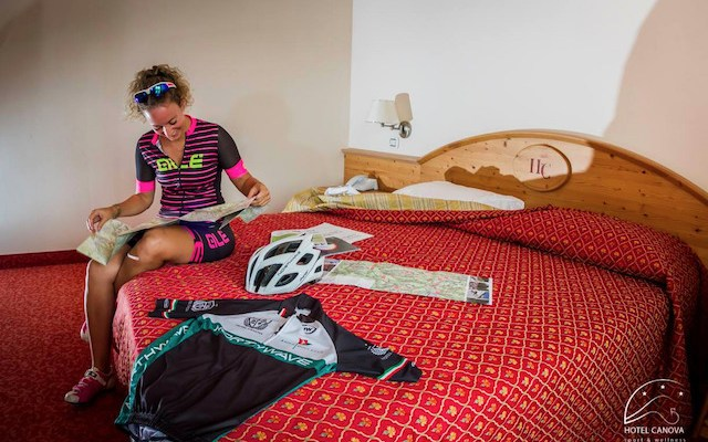 Bike Hotel Canova by Northwave (TV)