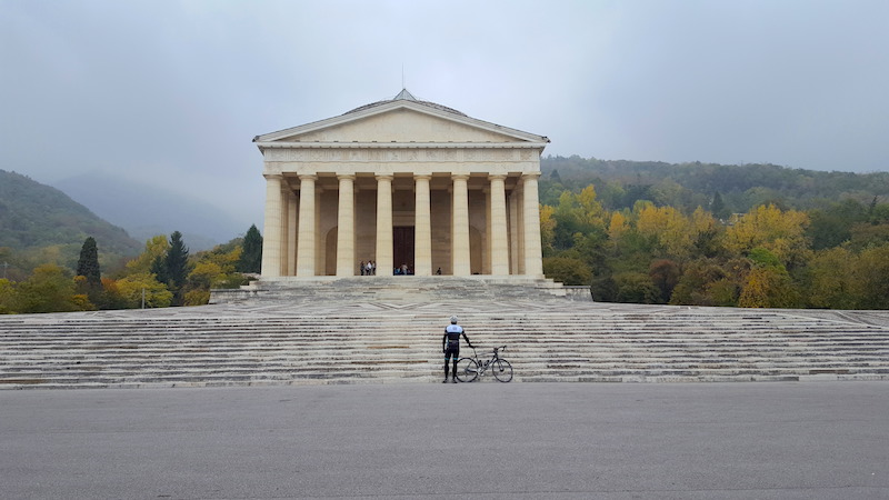Tempio del Canova e gypsotheca: alla scoperta di Possagno