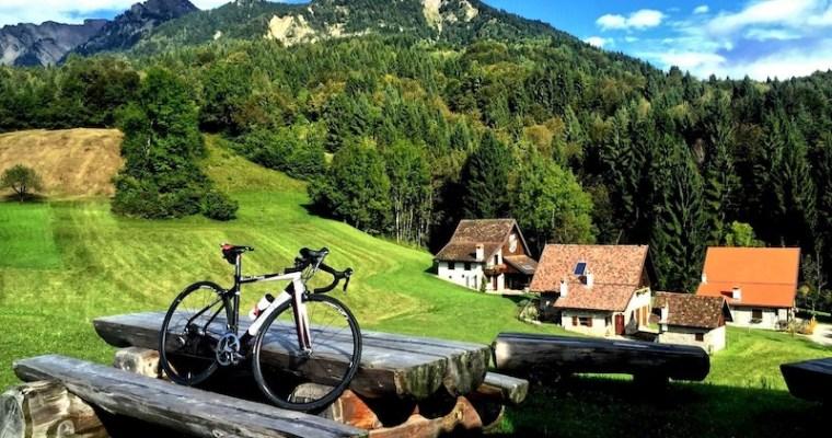 Carnia in bicicletta: scopriamo Pendenze Pericolose di Emiliano Cantagallo