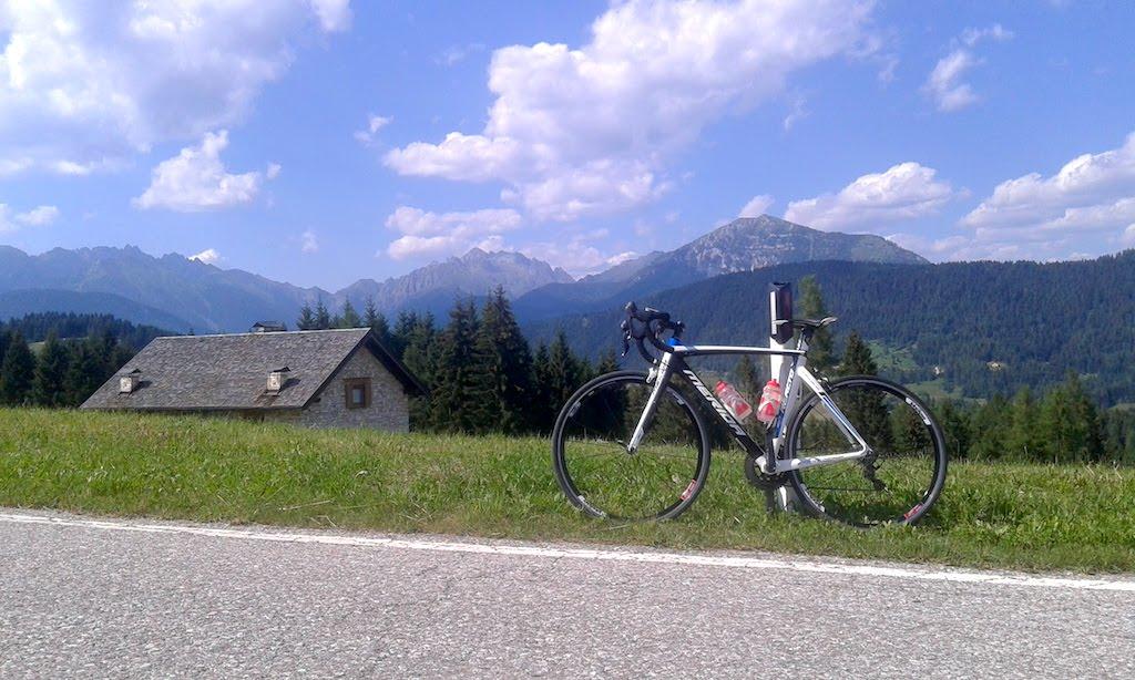 Cima Campo (GF Sportful) in bicicletta: caratteristiche della salita da Arsiè