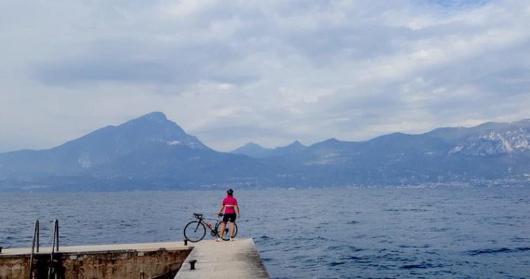 Gardesana veneta in bicicletta: da Lazise (VR) a Riva del Garda (TN)