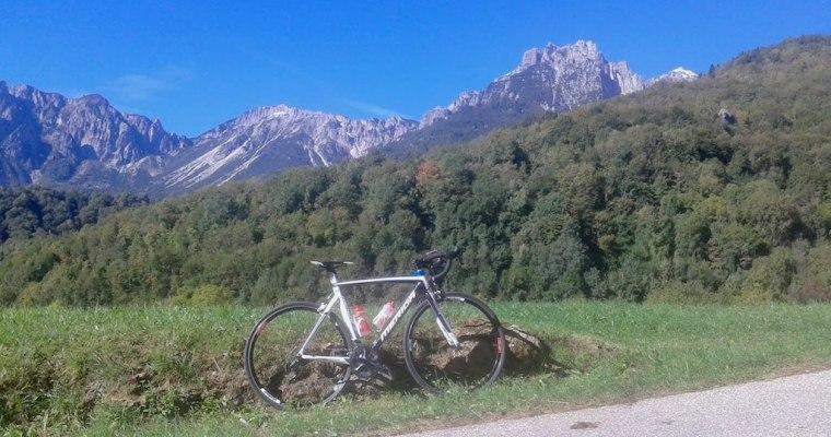 Passo Campogrosso in bicicletta: la porta delle Piccole Dolomiti