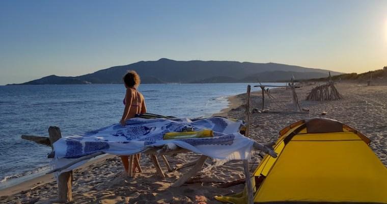 Tre spiagge del Monte Argentario per la tua estate in toscana: Feniglia, Spiaggia Lunga e Cala del Gesso