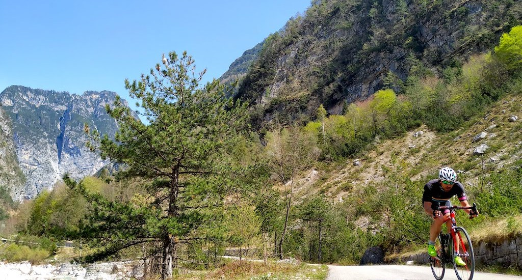 Itinerari ciclistici in Friuli: tracce scaricabili per bici da corsa
