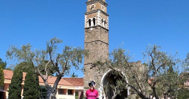 Eurovelo 8 in bicicletta: alla scoperta della costa slovena lungo la Parenzana