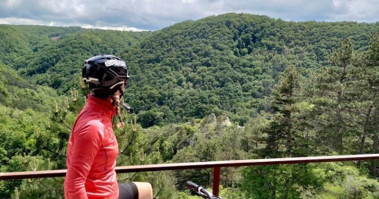 Val Rosandra in bicicletta: da Kozina a Trieste a cavallo tra Slovenia e Italia