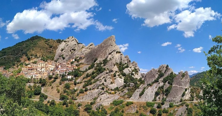 Vie ferrate delle Dolomiti Lucane: la ferrata Salemm e Marcirosa (Basilicata)