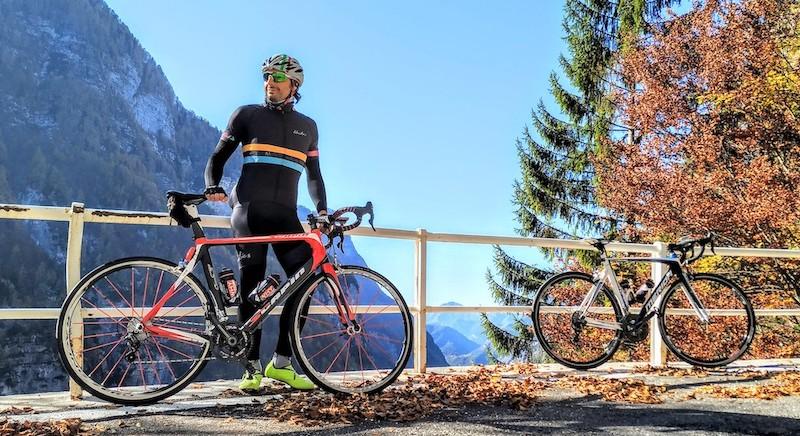Sella Nevea in bicicletta da Chiusaforte: informazioni e altimetria