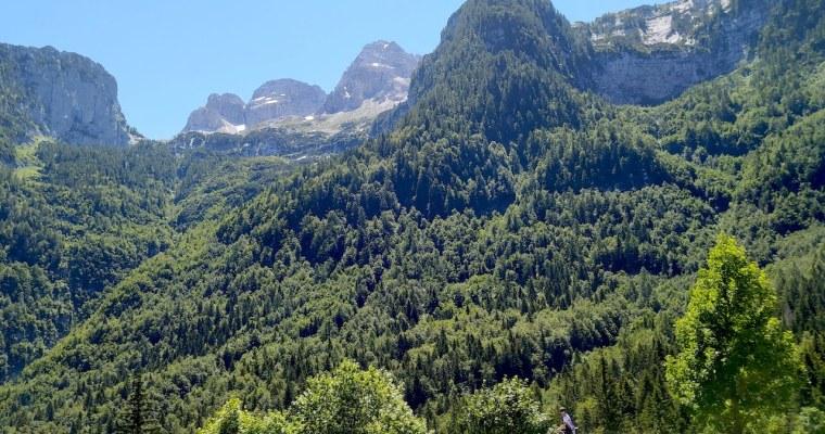 Da Tarvisio a Sella Nevea in bicicletta: itinerario e caratteristiche altimetriche