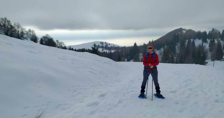 Facile ciaspolata a Piancavallo (PN): itinerario ad anello