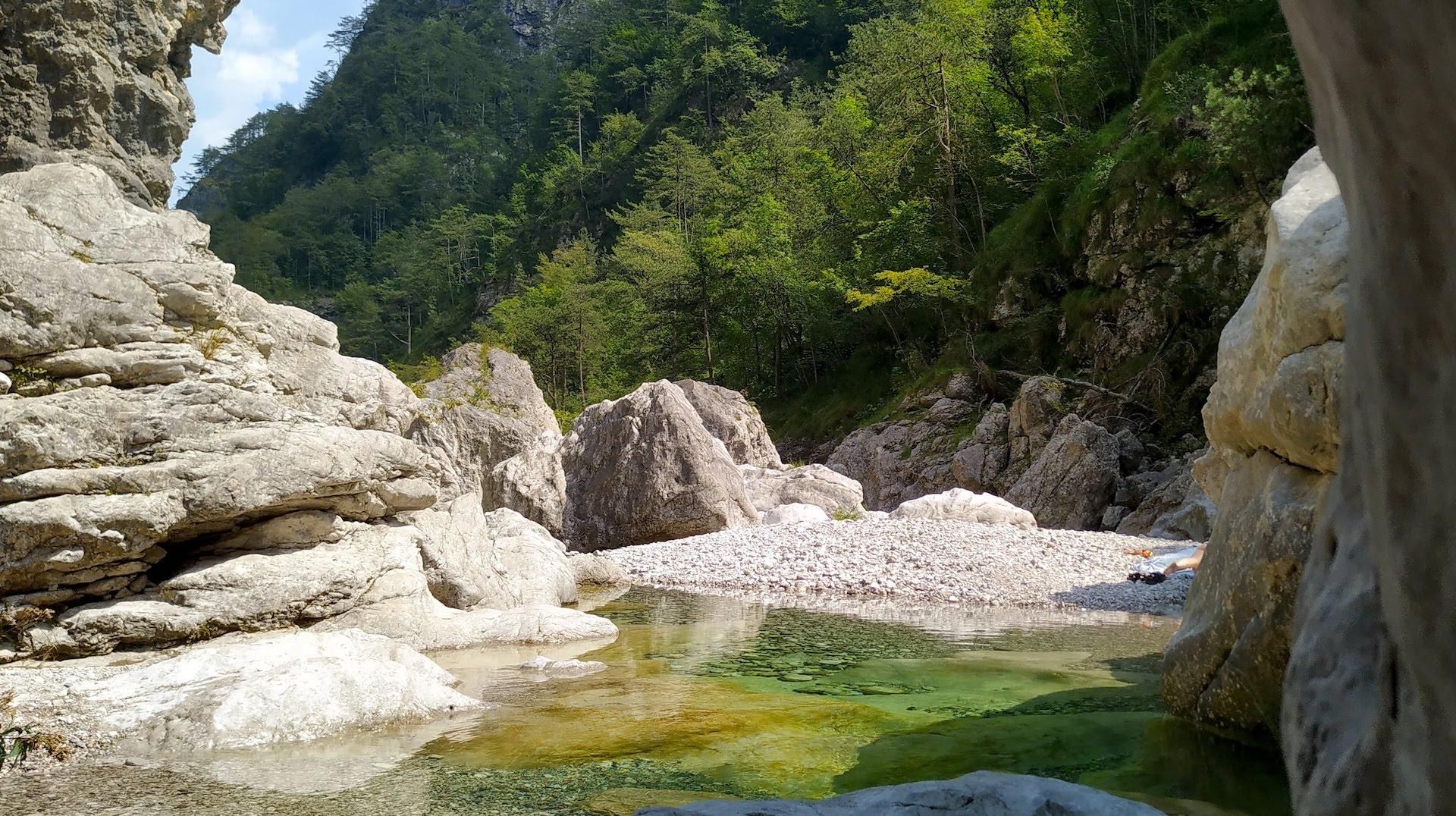 Pozze Smeraldine della Val Tramontina: come raggiungerle e consigli per la visita