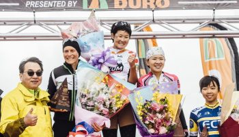 Eri Yonamine reclaims Taiwan KOM Challenge crown over defending champion Marg Fedyna