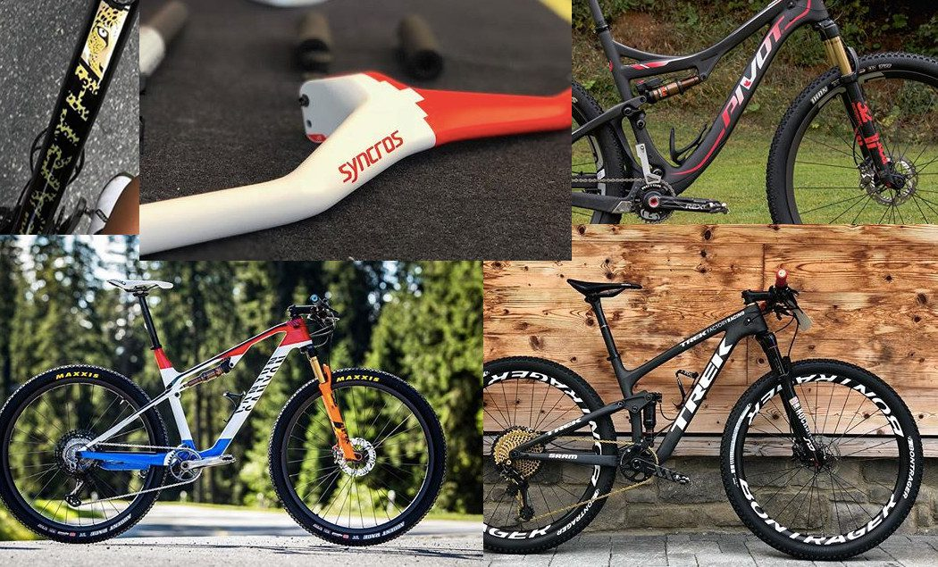 custom world championship xco bikes