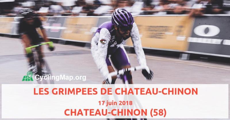 """Résultat de recherche d'images pour """"les grimpées de chateau chinon"""""""