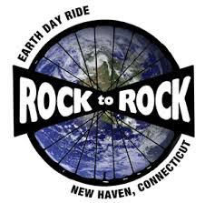 Rock to Rock Earth Day ride, New Haven CT: April 22, 2017